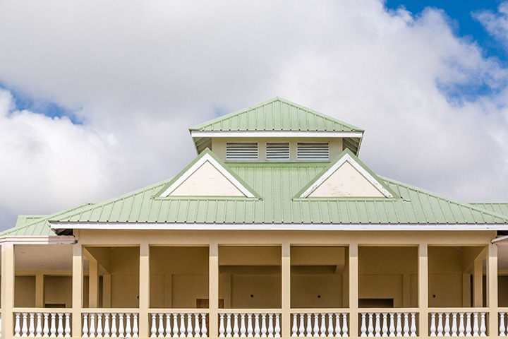 When to replace a metal roof.